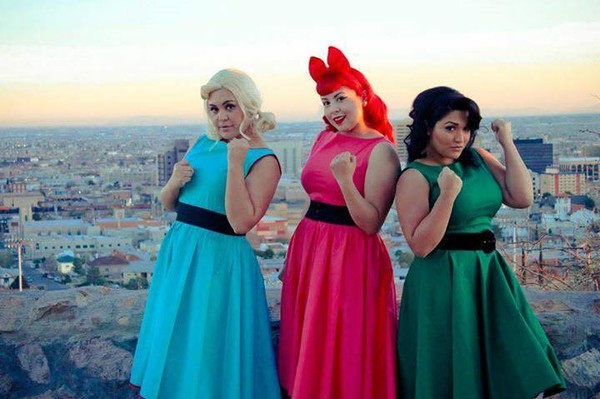 creative halloween costume ideas for you and your best friends powerpuff girls