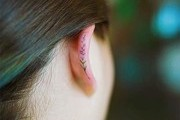 Helix Ear Tattoos That Are So Much Better Than Piercings