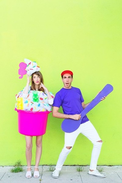 Couples Halloween Costumes That Don't Suck