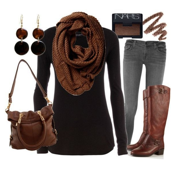 c2ea9c6a9 Black and Brown - Outfit Ideas Found on Pinterest - Livingly