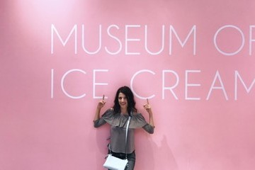 I Went To The Museum Of Ice Cream And All I Got Was A Stomach Ache