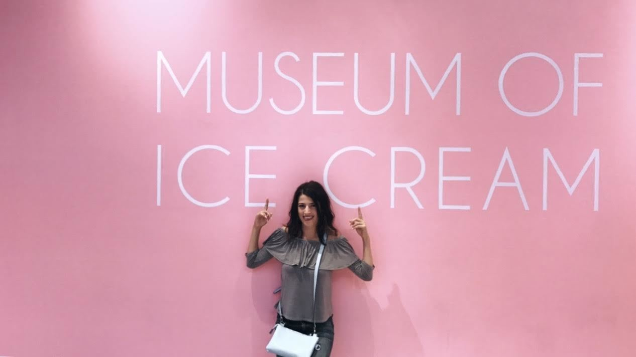 I Went To The Museum Of Ice Cream and...