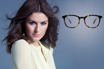 You Complete Me: Katie Jane Hughes's Warby Parker Specs