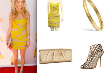 Shop This: Whitney Port's Red Carpet Style