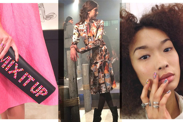 Our Favorite Moments from New York Fashion Week Fall 2015