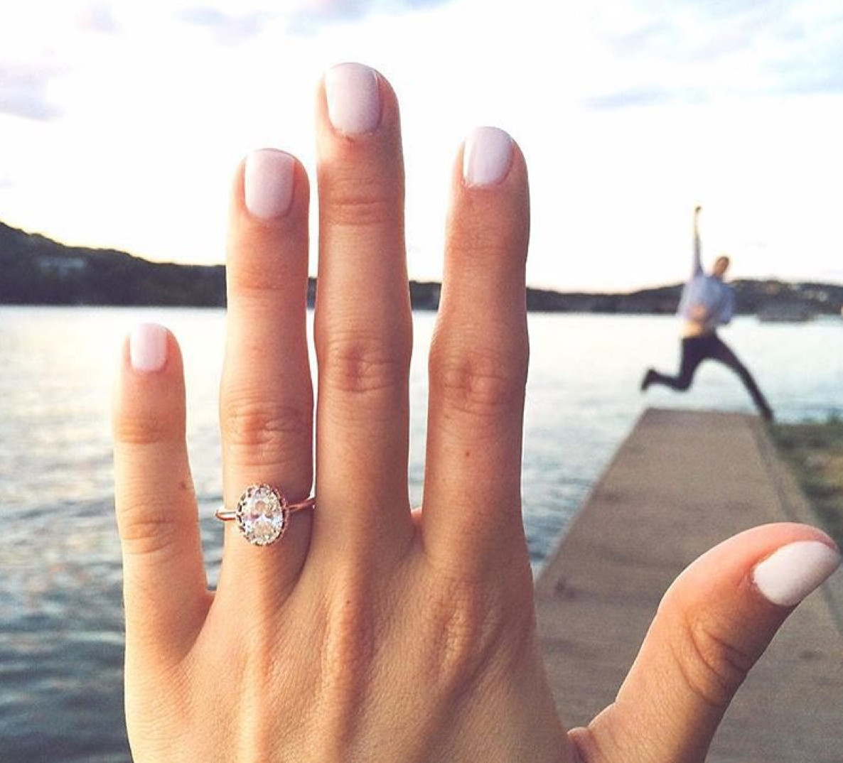 These 2016 Wedding Nail Trends Are Worth Trying Instagram Foreverclarity