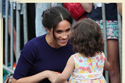 Meghan Markle's Most Adorable Moments With Kids