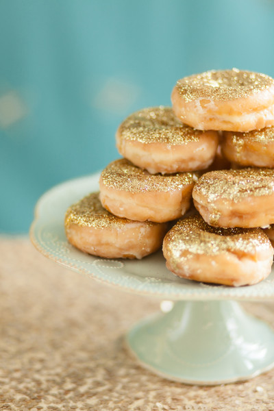 Gilded Donuts