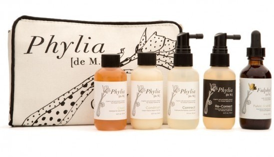 Phylia de M. Complete Travel Set