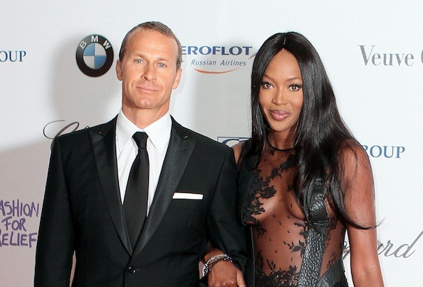 Is naomi campbell still dating billionaire