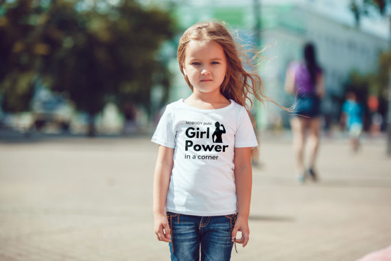 Share her power with the world
