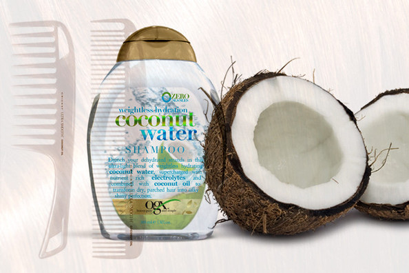 Coconut Oil–Infused Hair Products