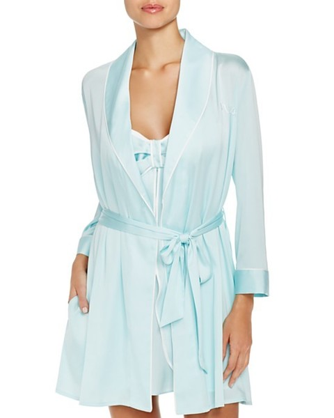 Something Blue Ever After Robe