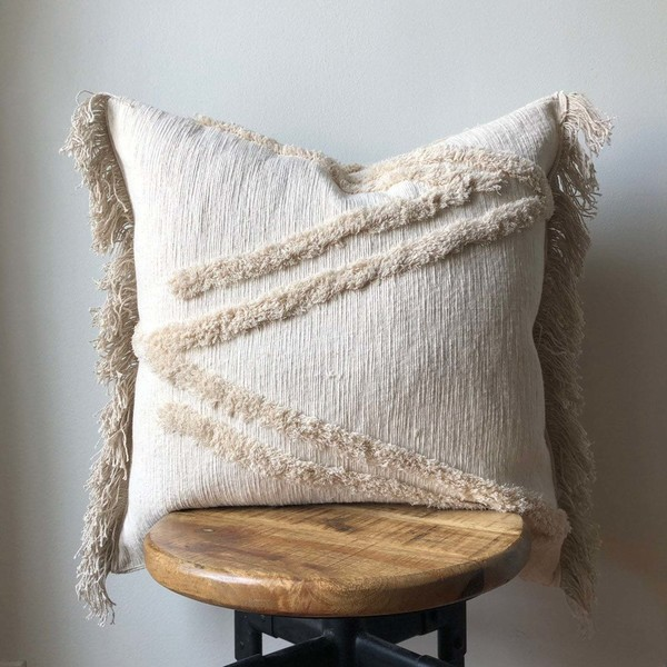 Moroccan Pillow Cover