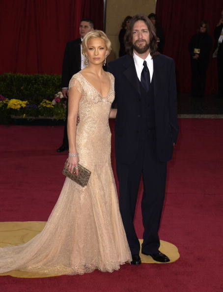 Kate Hudson And Chris Robinson, 2003