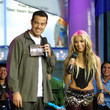 Britney Spears' First TRL Appearance