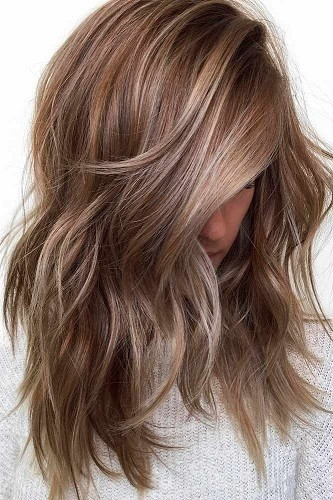Sandy Bronde Fall Hair Color Ideas Straight From Pinterest