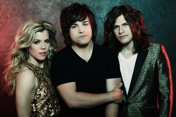 The Band Perry Takes the 'Nashville' Stage