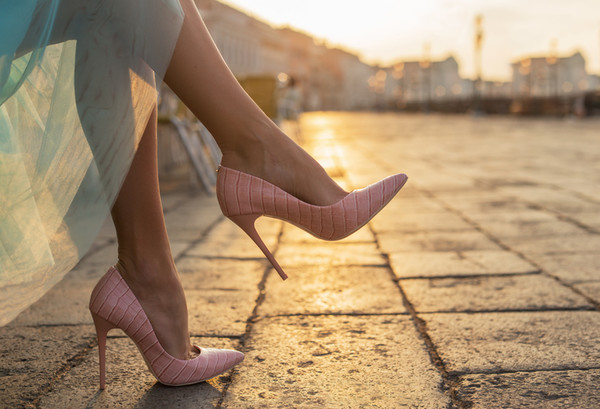 Easy Tricks for Wearing Heels Without Pain