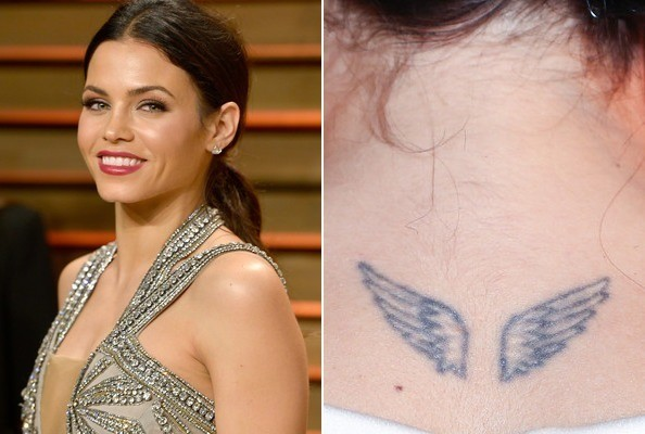 Jenna Dewan-Tatum's Angel Wings
