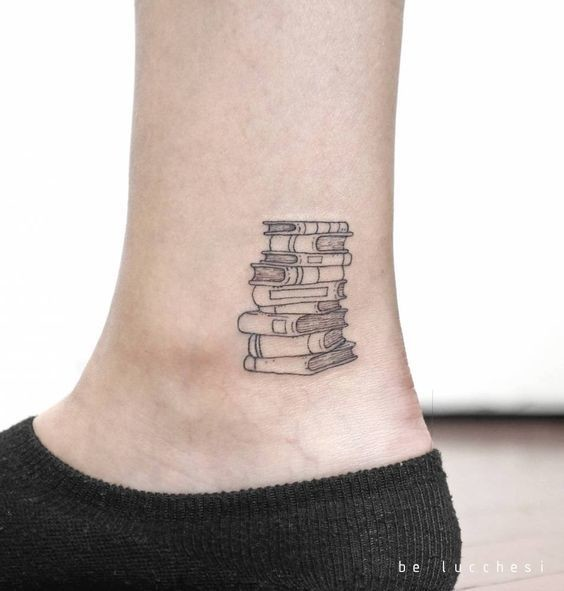 Book Mad Little Tattoo Ideas That Are Perfect For Your