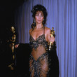 1988: Cher Turns Heads In An Unforgettable Sheer Dress