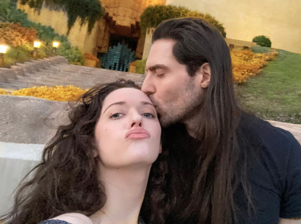 Hookup: Kat Dennings And Andrew W.K.