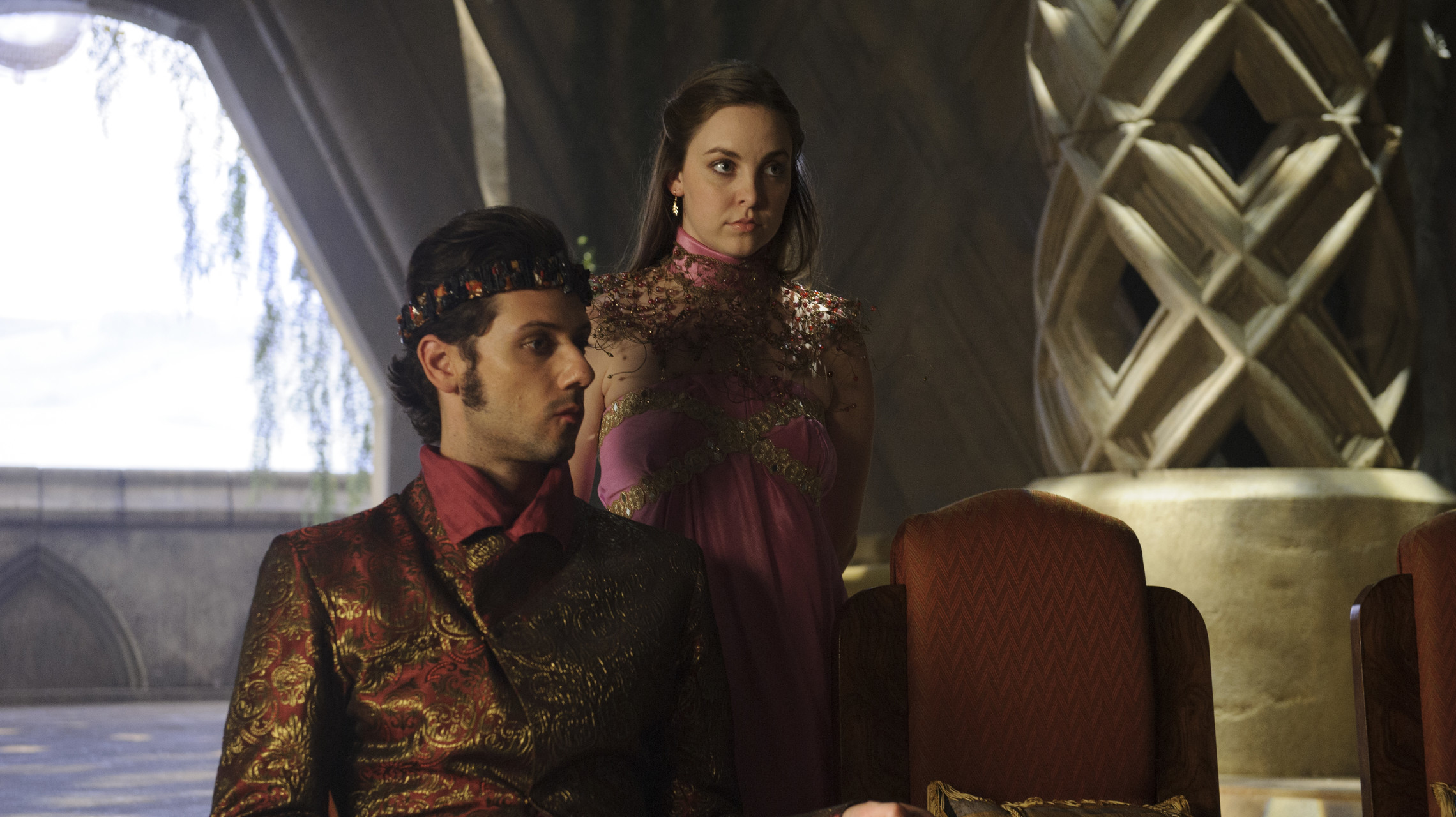 'The Magicians' Star Brittany Curran On What's Coming Next For Her Character, Saying No To Sexist Scripts, And Toxic Masculinity