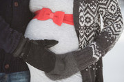 Holiday Pregnancy Announcements