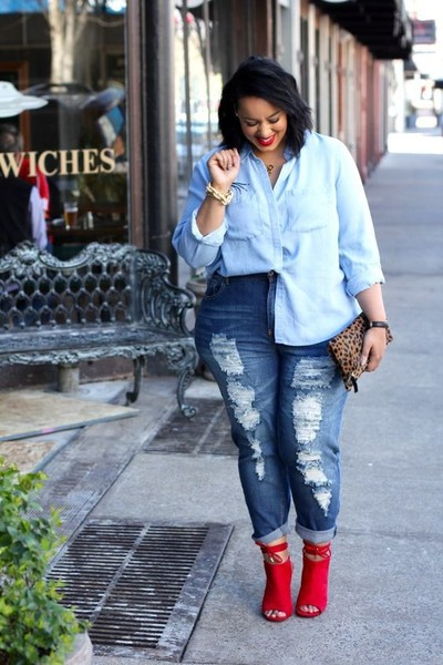 Plus-Size Date Outfits To Slay In
