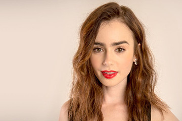Lily Collins' Best Red Carpet Looks