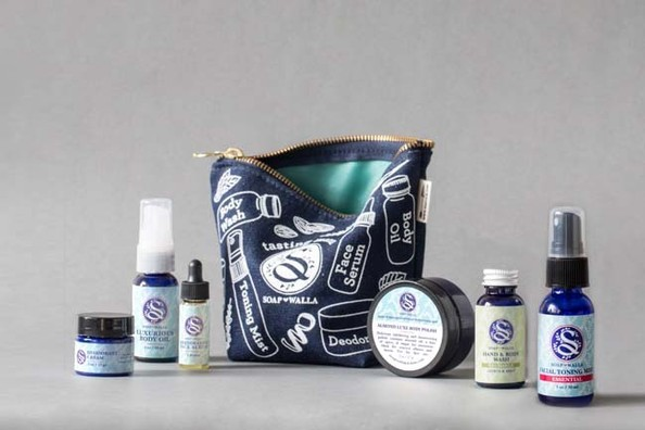 All-Natural Travel-Ready Essentials