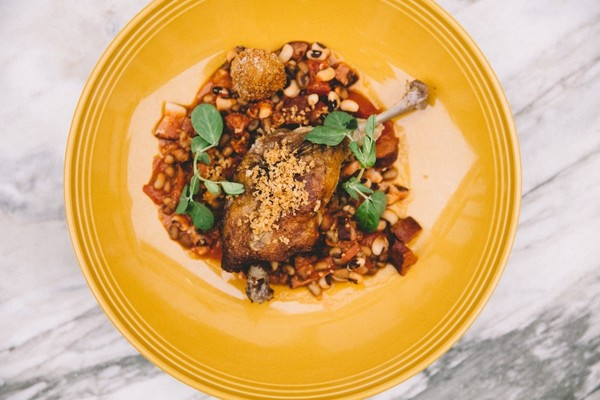 WOOD GRILLED CHICKEN – The Chef's Counter at SOUTH (Philadelphia)