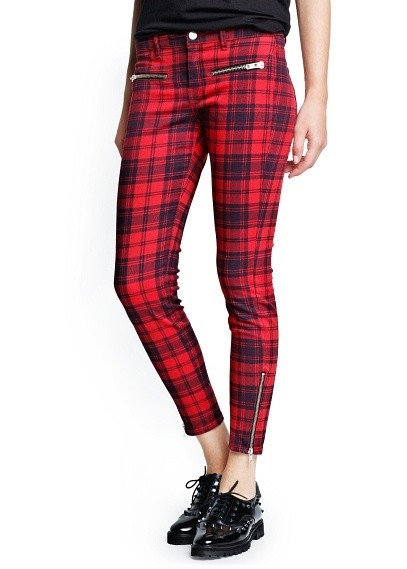 A Pair of Not Too Punk Plaid Pants - Editors' Picks: Fall 2013 ...