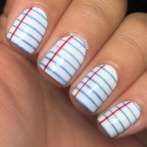 Back To School Nails That Will Ace Your