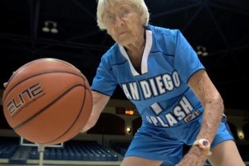 These Inspiring 80-Year-Old Basketball Players Will Make You Rethink Every Excuse You've Ever Made