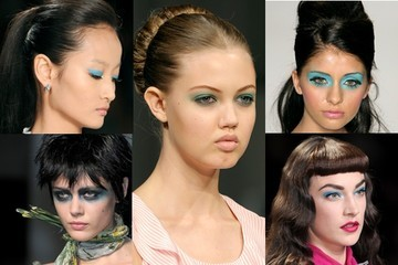 2011 Makeup Trends Hot off the Runway