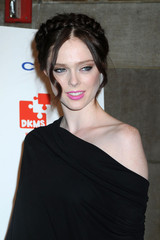 Wedding Updos - Coco Rocha and Cheryl Cole