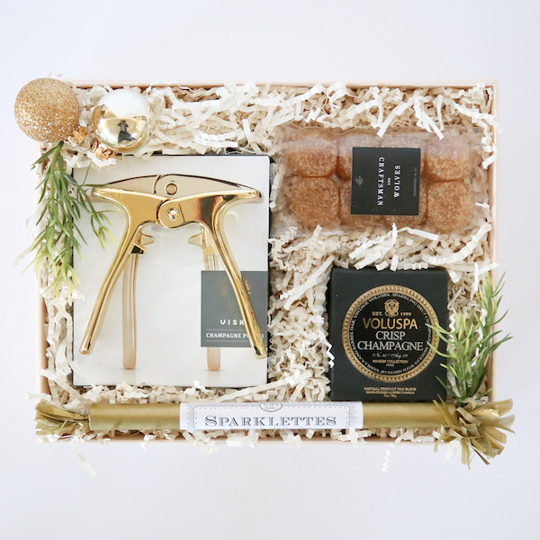 Virgo: BoxFox Drink//Clink Box