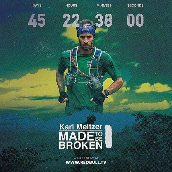 Karl Meitzer: Made To Be Broken (2017)