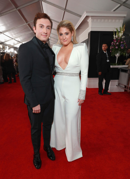 Meghan Trainor And Daryl Sabara