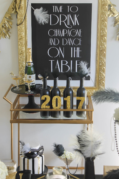 1920s themed new years eve party