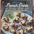 French Onion Soup Bites
