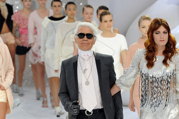 Karl Lagerfeld's Going to be a Magazine Columnist! Guess Who He's Writing For?