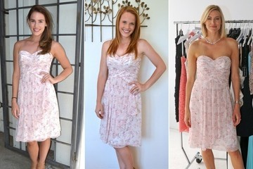 Who Wore it Better: Kristen Taekman, Katie Leclerc or Christa B. Allen?