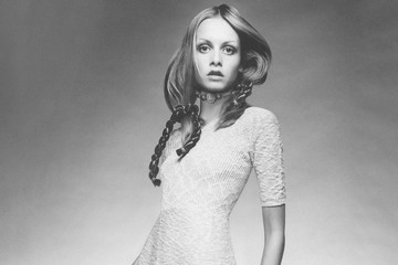 Rare and Fabulous Photos of Twiggy
