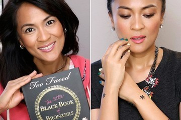 Blogger Crush: Karen Monterichard of Makeup and Beauty Blog