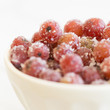 Wine-Marinated Frozen Grapes