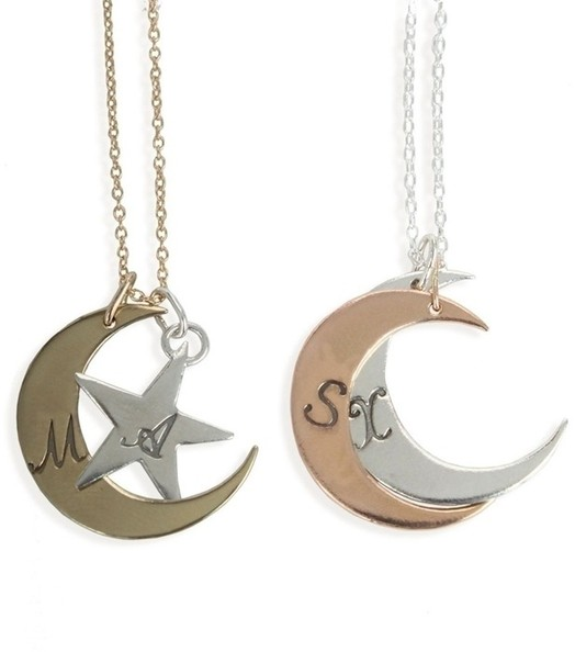 Catbird 'You Are My Moon and Stars' Neckace