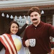 Ron Swanson & Brunch